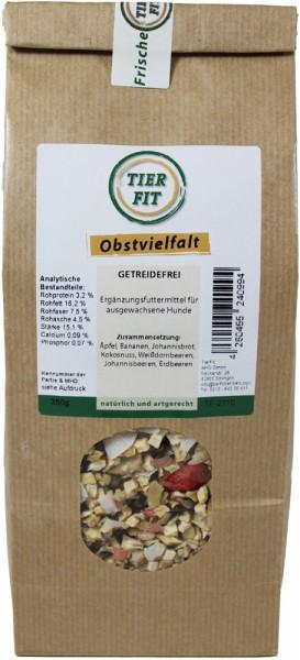 TierFit Obstvielfalt 350g