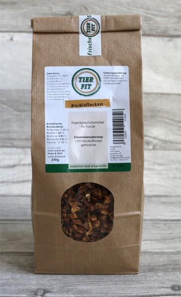 TierFit Kürbisflocken 250 g