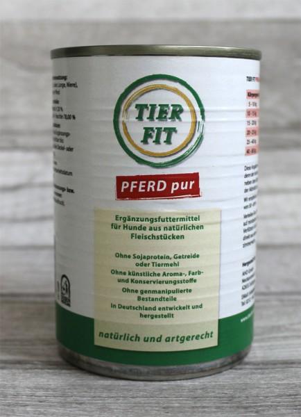 TierFit Fleisch pur Pferd